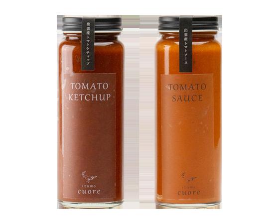 トマトケチャップ・ソース